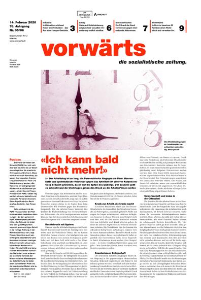 Online Ausgabe